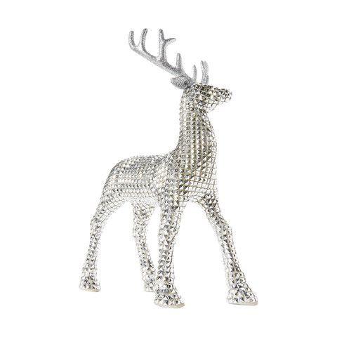 Bling Reindeer - Silver