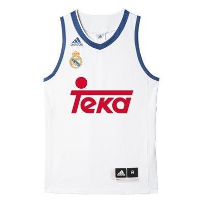 9bf0a460a1d ... real madrid basketball home jersey 2016 17 kids real madrid basketball  home jersey