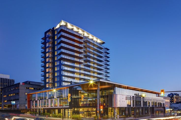 Recently Completed: The Prescott by Wesgroup in Lonsdale, North Vancouver