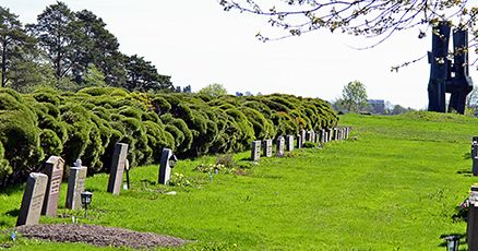 Bertåga begravningsplats