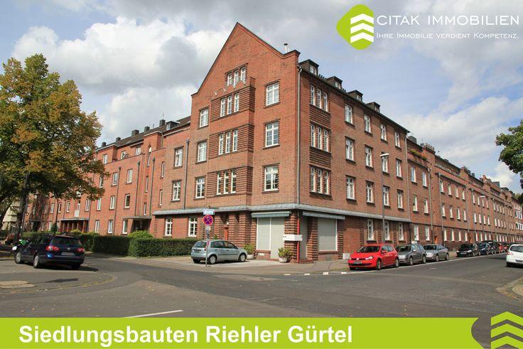 Köln-Riehl-Siedlungsbauten