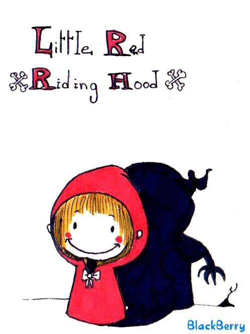 1812 little red riding hood pdf