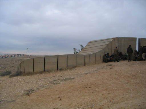 Monument Near Beu0027er Sheva (Southern Israel)