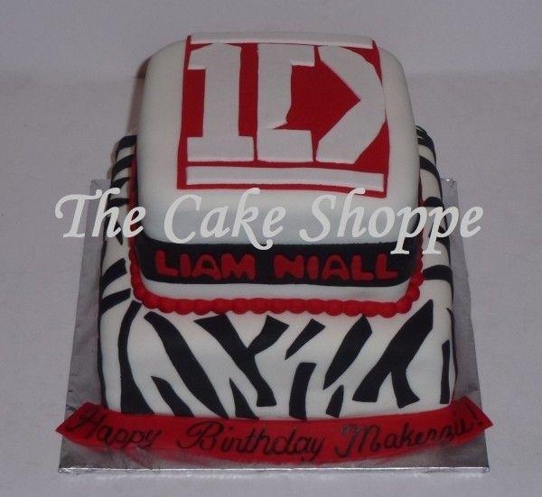 One Direction Birthday Cake Walmart