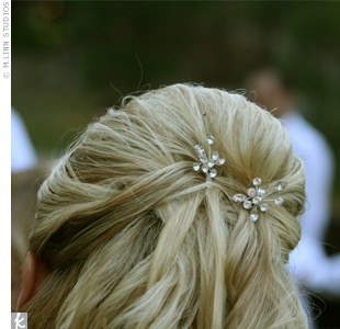 Hairstyle #awesomeHair Ideas, Hair Piece, Bridesmaid Hair, Hair Art, Hair Clips, Hairstyles Courtesy, Hair Style, Hair Accessories, Wedding Hairstyles