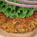 Meatless Mondays: Textured Vegetable Protein Burgers