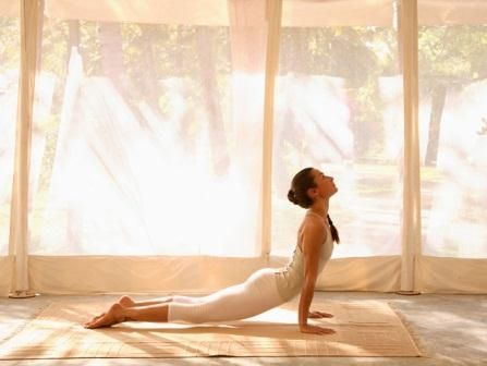 Como hacer yoga en mi casa
