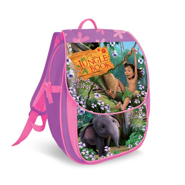 The Jungle Book Mini Day Pack exclusively at Harlequin www.schoolbags.com.au