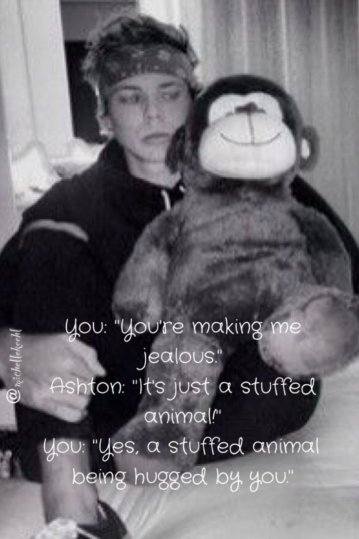 Ashton Irwin Imagines This one is cute I think :)