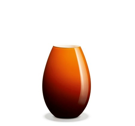 Holmegaard Vase- Cocoon. It brightens my living room.