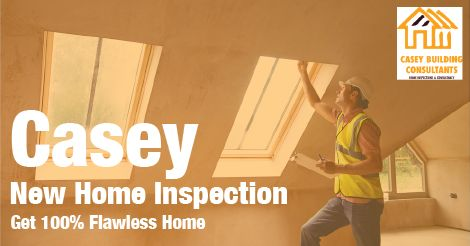 The main objective of our new home inspections is to make sure you get everything you paid for while building your dream home. Other services in new home inspections Melbourne are:  Final home inspection Pre handover inspection Final handover inspection Pre occupancy inspection.