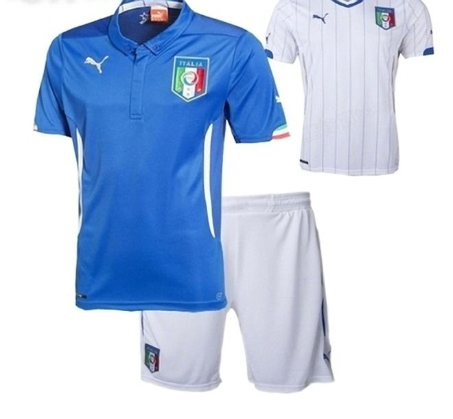 Kit Italia World Cup 2014