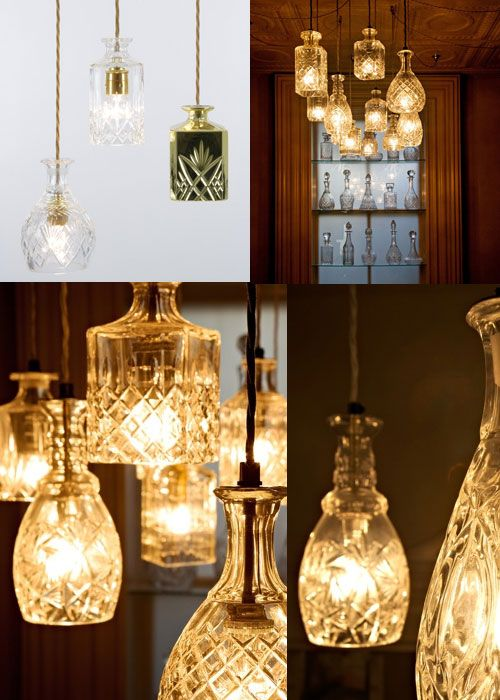 Vases and cups to lamps