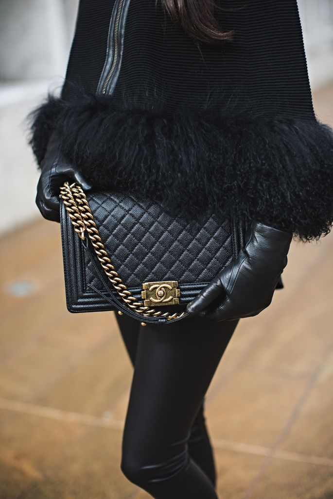 Chanel Handväskor : B?sta chanel boy id?erna p?