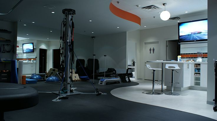 PhysioRoom Vancouver inside.