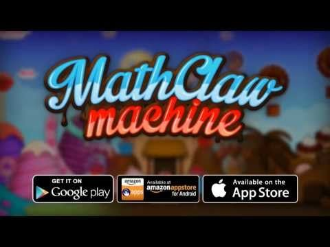 Math Claw Machine: Sweet Games - free math game for Android phones and tablets :) Great educational game for kids age age 5 and above!! Deliciously candy game!!!
