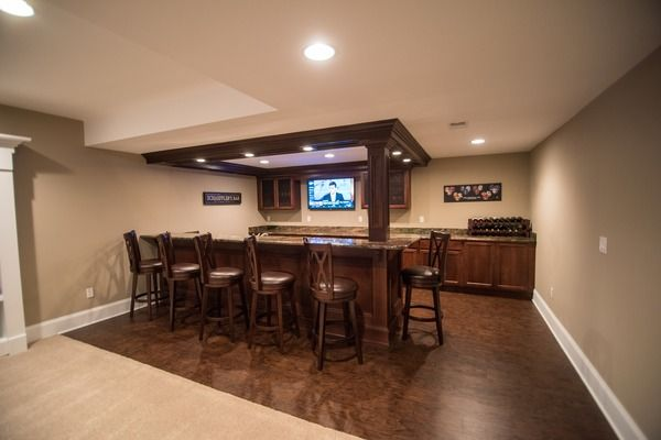56 best our basements images on pinterest finished for Basement plus