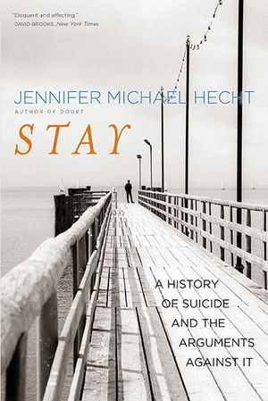 Philosopher, poet, and historian Jennifer Michael Hecht has struggled with suicidal places in her life and lost friends to it. As a scholar, she's now proposing a new cultural reckoning with suicide based on our essential need for each other.
