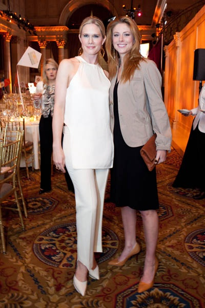 Meet Both These People!!!!!  Stephanie March with Diane Neal