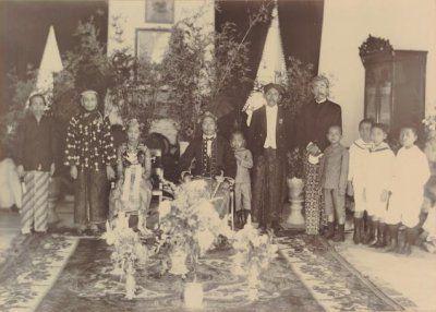 Pernikahan Menak (Priyai) Sunda. 1900-1920