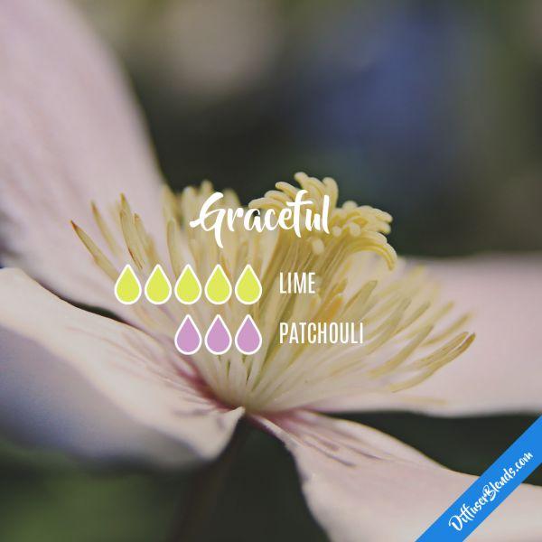 Graceful - Essential Oil Diffuser Blend
