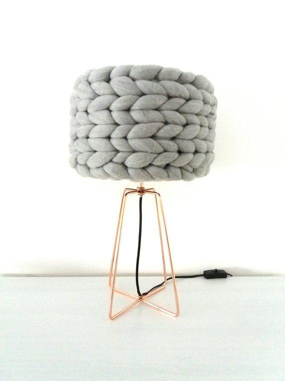 Lampenschirm Bezogen Mit 100 Merinowolle Interior Inspiration Decor Home Decor