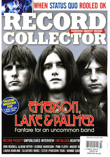 Record Collector: Issue 464 – March 2017