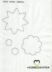 Kreatív tavasz: Tavaszi virágok