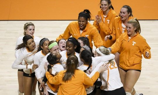 Tennessee Volleyball Releases 2017 Schedule