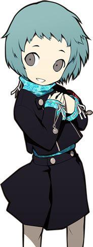 Persona Q: Shadow of the Labyrinth - Fuuka Yamagishi