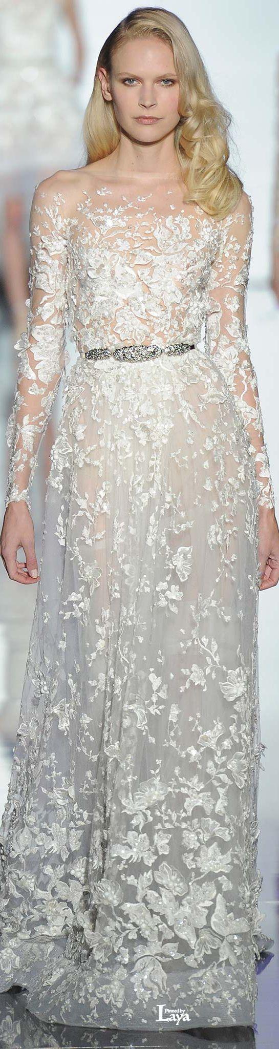 Zuhair Murad Spring/Summer 2015 Couture