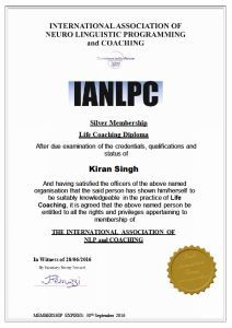 The International Association of Neuro Linguistic Programming and Coaching