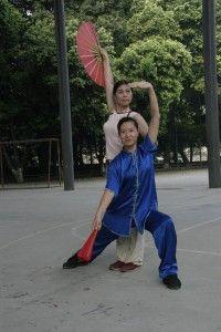Tai Chi Waaier (my teachers)