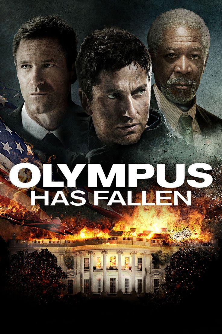 Olympus Has Fallen - Gerard butler kicked some serious butt