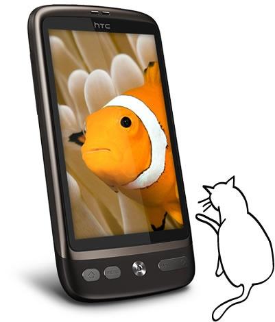 Love my HTC Desire