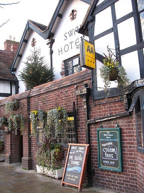 Stratford upon Avon,UK- Shakespeare's hometown.