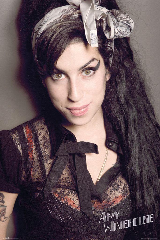 Amy Winehouse Portrait Offizielles Plakat Amy Winehouse Jenifer Lopez Amy