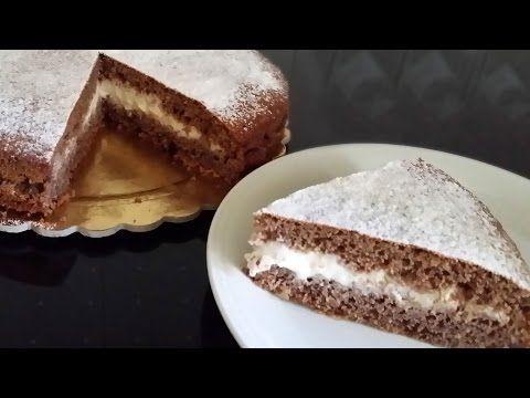 Torta Ciobar – torta al cioccolato facile e veloce