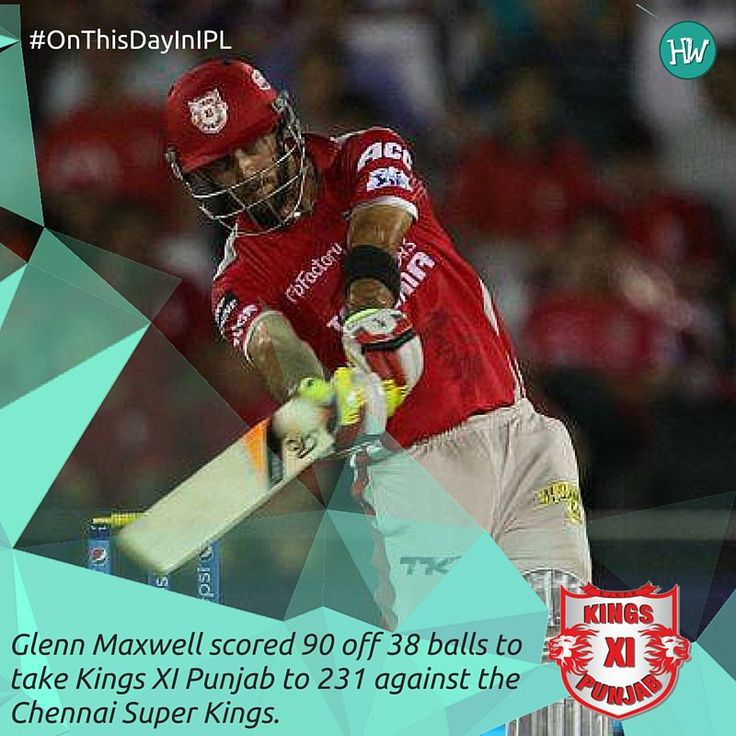 #OnThisDayInIPL 2014, Kings XI Punjab took down the mighty Chennai Super Kings, thanks to Glenn Maxwell's blitzkrieg 90 off 38! Where have those times gone? #IPL #cricket #KXIP #CSK