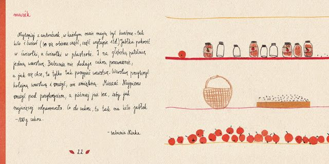 polska ilustracja dla dzieci: Zapowiedź - Z działki, z lasu i takie tam