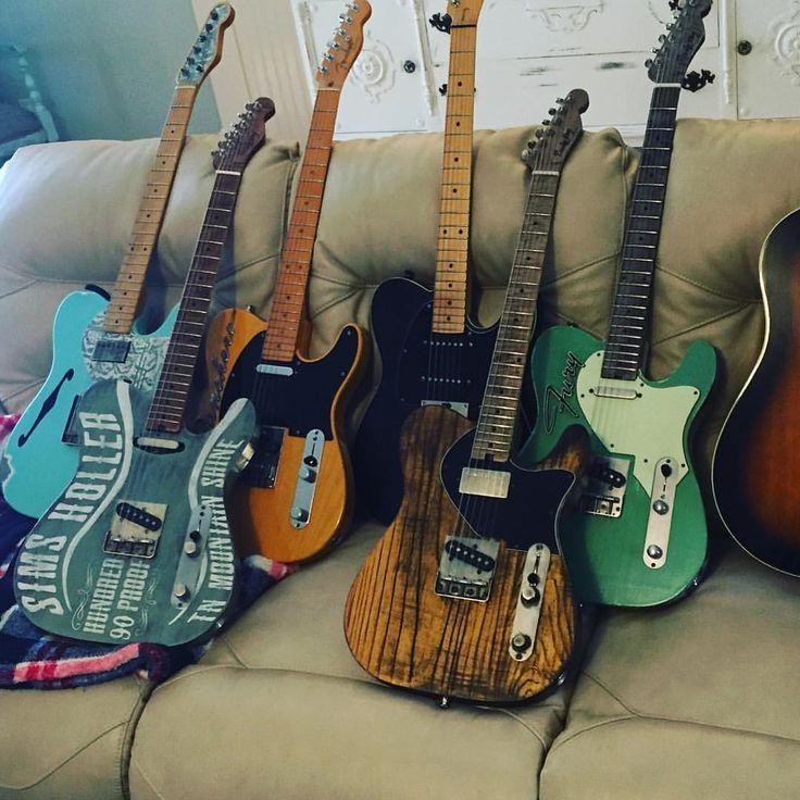 17 Best Images About Best Guitars On Pinterest: 27 Best Images About Lucky Dog Guitars On Pinterest