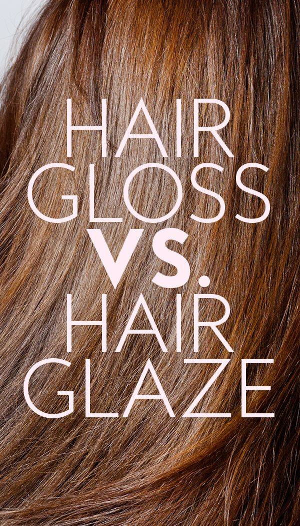 NYC stylists and colorists weigh in on the difference between a glaze and gloss, and just how they can benefit your hair.