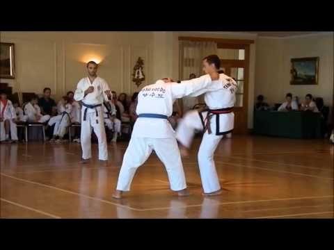 ▶ Masters Demo Tang Soo Do - YouTube