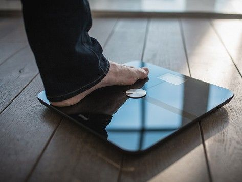 This stylish body composition tracker, discovered by The Grommet, is a connected device that helps you improve many aspects of your overall health.