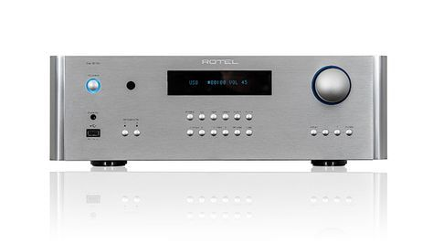 Rotel RA-1570 Home Theater System Surround Sound Amplifier DVD Player