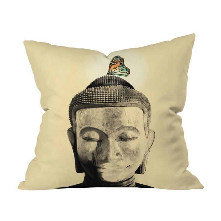 Enlightenment Throw Pillow Cover dotandbocom 556