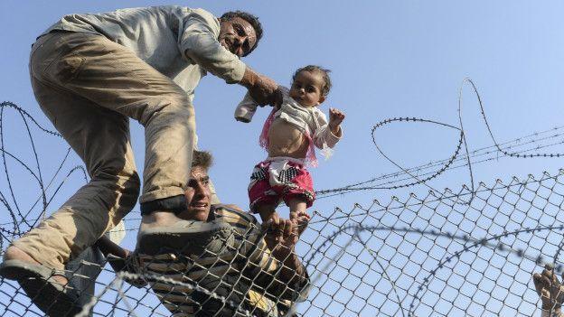 Turquía ha recibido casi dos millones de refugiados sirios durante los cuatro años que ha durado el conflicto en Siria.
