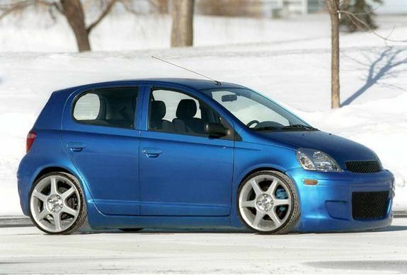 Toyota echo,a car of my own <3