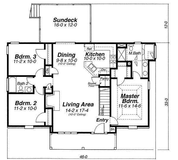 54 best casita plans ii images on pinterest small house for Small casita plans