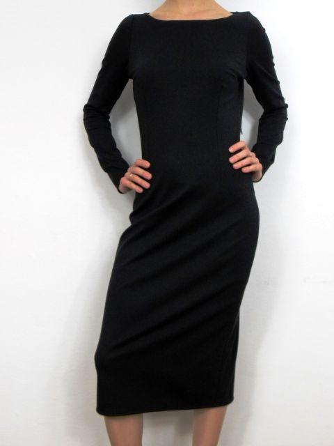 Angela - biznesowa sukienka by Szwalnia Sukienek